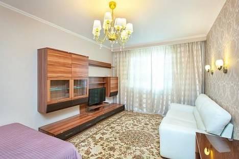 Сдается 1-комнатная квартира посуточно в Междуреченске, ул. Юности, 8.