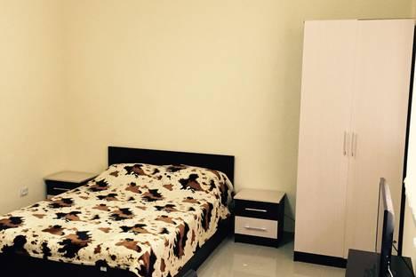 Сдается 1-комнатная квартира посуточно в Ессентуках, Садовая 40.