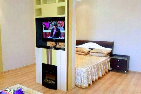 Сдается 1-комнатная квартира посуточнов Ханты-Мансийске, ул. Объездная, 8.