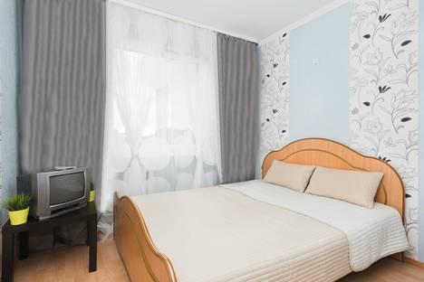 Сдается 2-комнатная квартира посуточнов Екатеринбурге, ул. Белореченская, 34к2.
