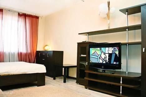 Сдается 1-комнатная квартира посуточнов Туймазах, Комарова, 30.
