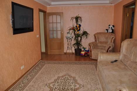 Сдается 2-комнатная квартира посуточнов Партените, ул . Солнечная . дом  6.