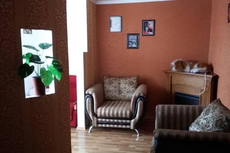 Сдается 1-комнатная квартира посуточно в Ейске, ул. Бердянская, 136/1.