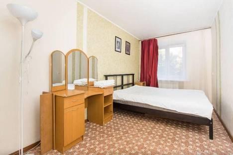 Сдается 2-комнатная квартира посуточнов Казани, ул. Новаторов, 6.
