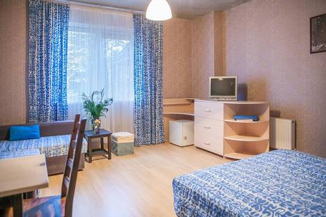 Сдается 1-комнатная квартира посуточно в Краснодаре, Минская 122/3.