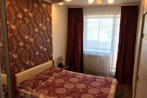 Сдается 2-комнатная квартира посуточно в Иркутске, Байкальская 157/2.