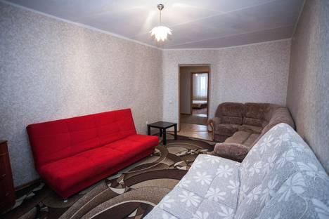 Сдается 2-комнатная квартира посуточно в Нефтекамске, Ленина, 84.