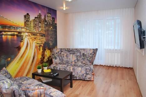 Сдается 1-комнатная квартира посуточно в Златоусте, кв.Медик 3.