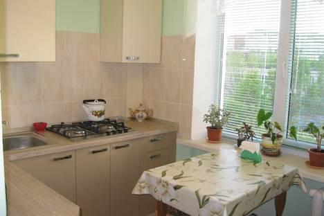 Сдается 1-комнатная квартира посуточно в Черноморске, Парковая, 36.