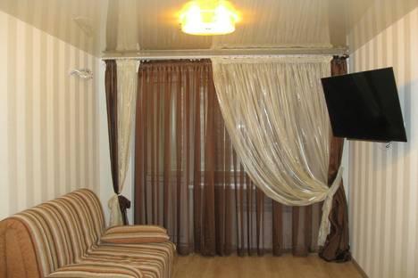 Сдается 1-комнатная квартира посуточнов Ильичёвске, Парковая, 16.