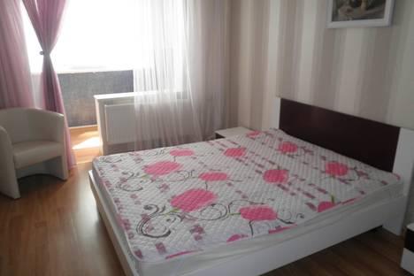 Сдается 1-комнатная квартира посуточно в Алуште, иванова 5.