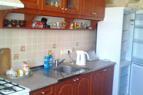 Сдается 1-комнатная квартира посуточно в Судаке, Айвазовского, 25а.