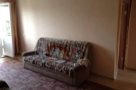 Сдается 3-комнатная квартира посуточнов Уфе, ул. Менделеева, 201/1.