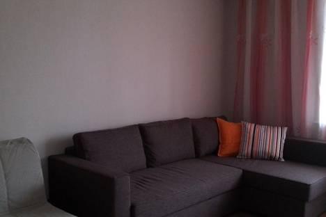 Сдается 2-комнатная квартира посуточно в Новосибирске, Гоголя,34.