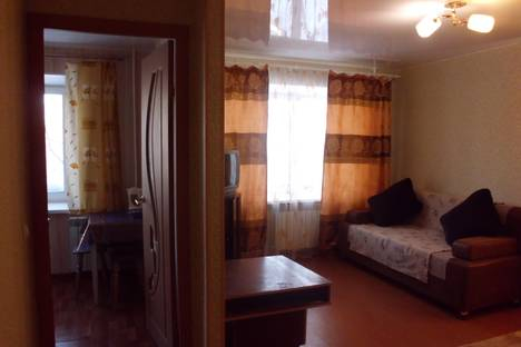 Сдается 1-комнатная квартира посуточнов Комсомольске-на-Амуре, Котовского,6.