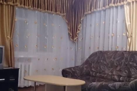 Сдается 1-комнатная квартира посуточнов Железногорске, ул. Андреева, д. 35.