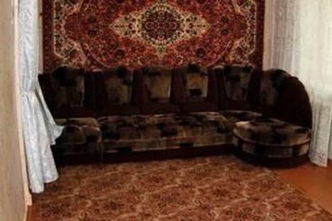 Сдается 1-комнатная квартира посуточнов Железногорске, ул. Ленина, д. 11а.