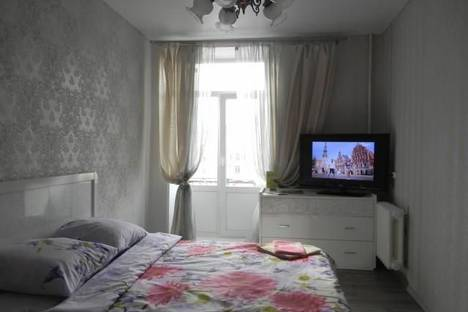 Сдается 2-комнатная квартира посуточнов Железногорске, ул. Ленина, д. 55.