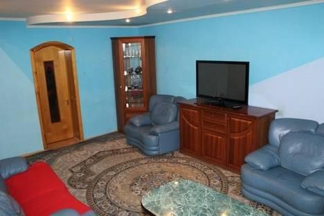 Сдается 2-комнатная квартира посуточнов Кургане, К. Мяготина 56.