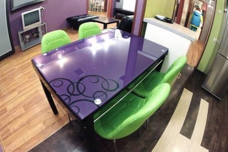 Сдается 3-комнатная квартира посуточно в Перми, Глеба Успенского, 16.