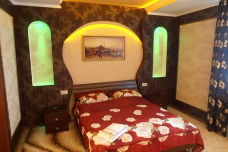 Сдается 2-комнатная квартира посуточно в Новом Уренгое, пр. Губкина 7а.