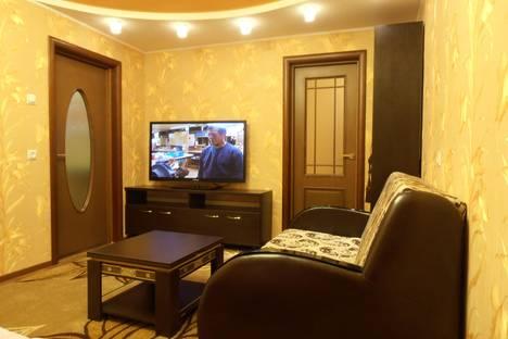 Сдается 3-комнатная квартира посуточно в Новом Уренгое, пр. Ленинградский 8.