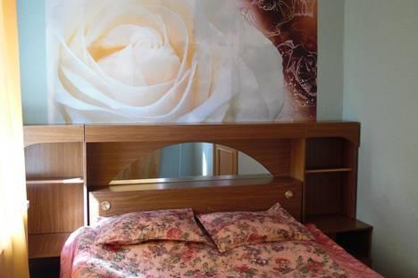 Сдается 1-комнатная квартира посуточнов Чебоксарах, Калинина,102.