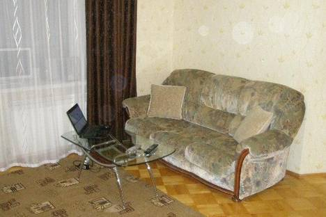Сдается 1-комнатная квартира посуточно в Смоленске, ул. 12 лет Октября, 9а.