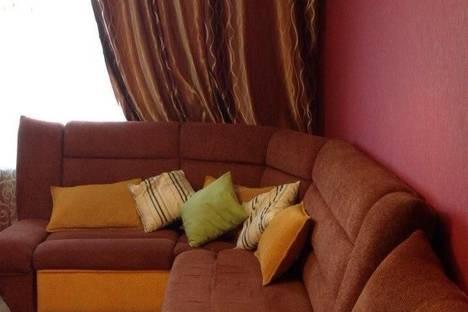Сдается 1-комнатная квартира посуточнов Североморске, ул. Северная Застава, 10.