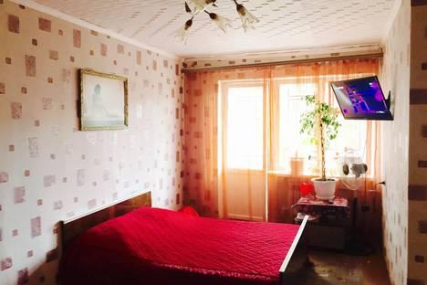 Сдается 1-комнатная квартира посуточнов Саранске, проспект Ленина, 36.