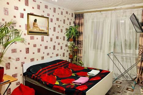 Сдается 1-комнатная квартира посуточно в Саранске, проспект Ленина, 36.