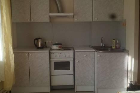 Сдается 1-комнатная квартира посуточно в Горно-Алтайске, Коммунистический проспект, 95/1.