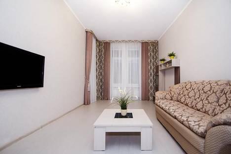 Сдается 1-комнатная квартира посуточнов Казани, ул. Оренбургский тракт, 24в.