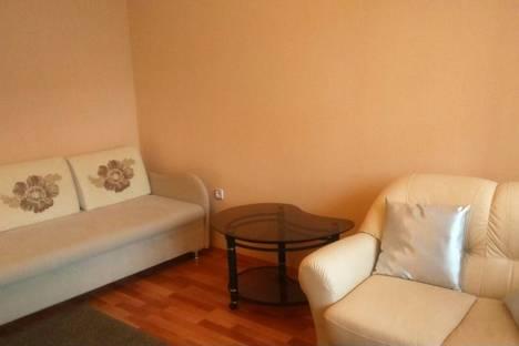 Сдается 1-комнатная квартира посуточнов Казани, Петербургская, 40А.