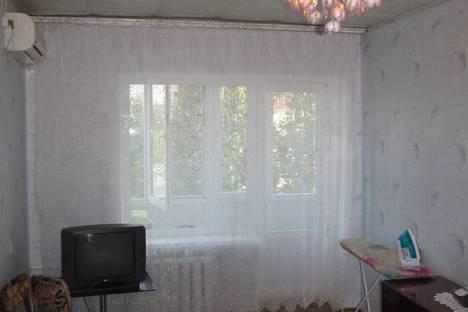 Сдается 1-комнатная квартира посуточно в Феодосии, ул.войкова 16.