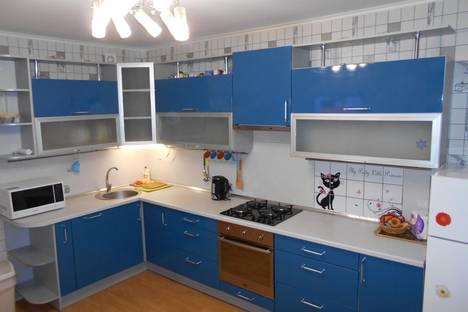 Сдается 3-комнатная квартира посуточнов Гатчине, Рощинская улица, 17Б к1.
