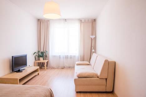 Сдается 1-комнатная квартира посуточнов Казани, ул.Баумана - Чернышевского, 33.