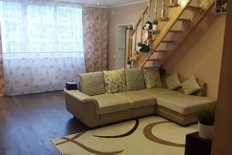 Сдается 3-комнатная квартира посуточно в Иркутске, Зеленая, 5.