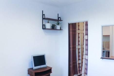 Сдается 1-комнатная квартира посуточно в Архангельске, Московский 43.