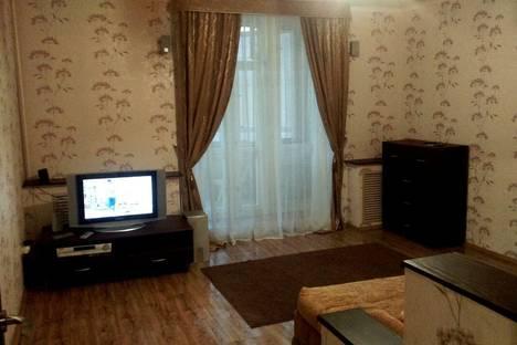 Сдается 1-комнатная квартира посуточнов Казани, ул. Чистопольская, 77/2.