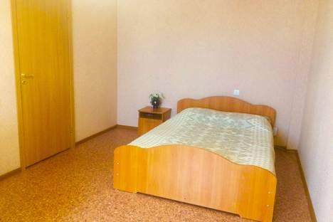 Сдается 1-комнатная квартира посуточно в Вологде, Рабочая ул., 1А.
