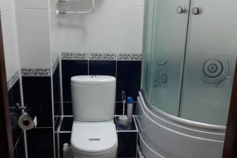 Сдается 1-комнатная квартира посуточно в Павлодаре, дерибаса 4/1.