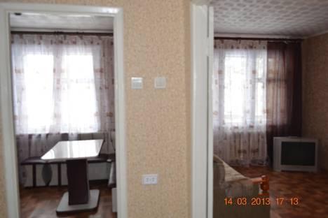 Сдается 1-комнатная квартира посуточно в Саянске, Солнечный,д6.