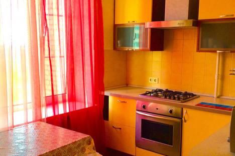 Сдается 1-комнатная квартира посуточно в Волгограде, проспект Ленина, д.20.