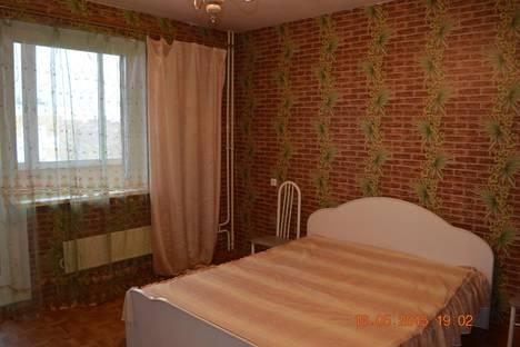 Сдается 1-комнатная квартира посуточно в Чебаркуле, ул. Октябрьская, 9 Б.