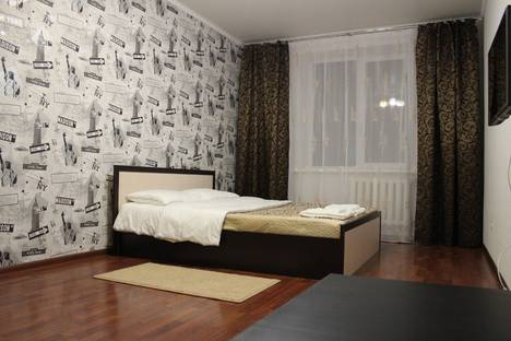 Сдается 1-комнатная квартира посуточнов Уфе, ул. Загира Исмагилова, 14.