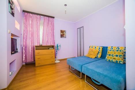 Сдается 1-комнатная квартира посуточно во Владивостоке, Посьетская,40.
