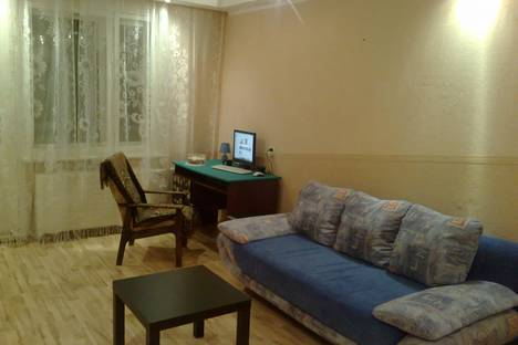 Сдается 1-комнатная квартира посуточнов Нефтекамске, улица Строителей, 71.