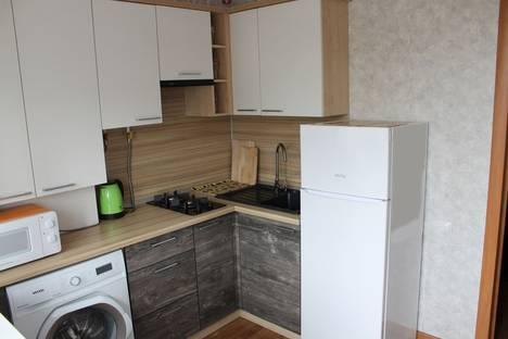 Сдается 1-комнатная квартира посуточно в Ейске, улица Октябрьская, 3.