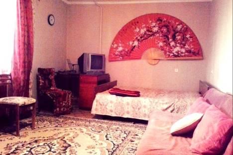 Сдается 1-комнатная квартира посуточнов Луганске, 1-й Заречный переулок, 14.